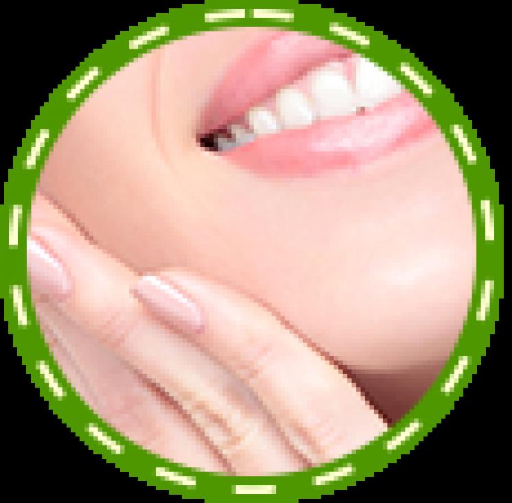 Cheminis odos šveitimas: vidutinis su TCA
